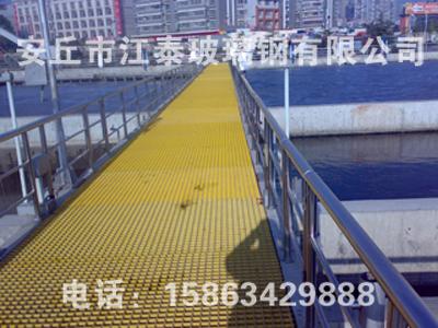 污水处理FRP格栅板